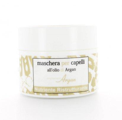 Maschera per Capelli Nutriente Ristrutturante - 250 ml.