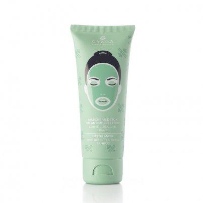 Maschera Viso Detox Anti-Imperfezioni per Pelle Impura