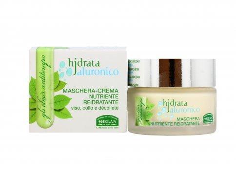 Maschera Viso Nutriente Reidratante - Hjdrata Jaluronico