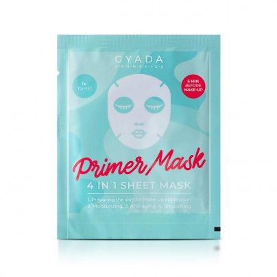 """Maschera Viso in Tessuto 4 in 1 """"Primer Mask"""""""
