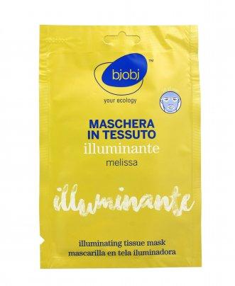 Maschera in Tessuto alla Melissa - Illuminante
