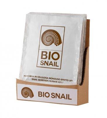 Maschera Cellulosa Bava di Lumaca Effetto Lift - Snail Secretion