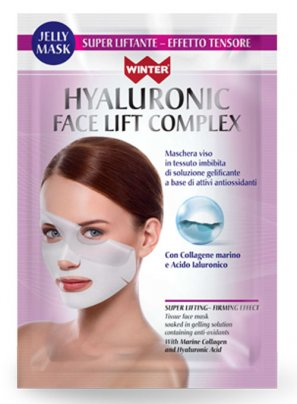 Maschera Viso Super Liftante - Hyaluronic Firming Effect