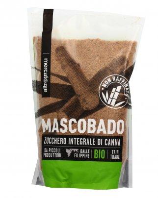 Zucchero di Canna Integrale - Mascobado 1000 Gr.