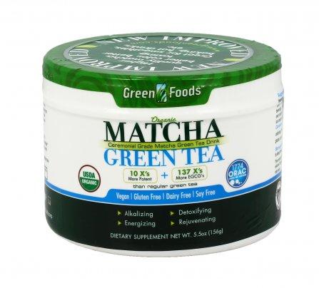 Integratore di Tè Verde - Matcha Green Tea