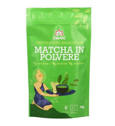 Matcha in Polvere