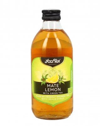 Infuso Freddo Bio - Mate Lemon With Green Tea