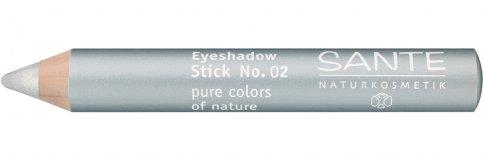 Matita Ombretto - Eyeshadow Stick N. 02 - Argento (Silver)