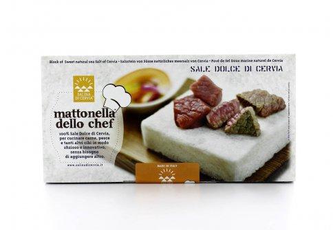 Mattonella dello Chef 2 Mattonelle - 20 x10 cm