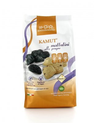 Mattutini KAMUT® - grano khorasan alle Prugne