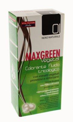 Max Green Vegetal 01 - Nero Naturale