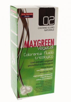 Max Green Vegetal 02 - Castano Scuro Naturale