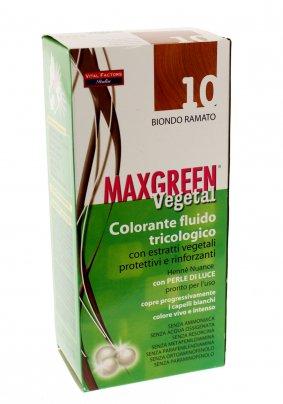 Max Green Vegetal 10 - Biondo Ramato