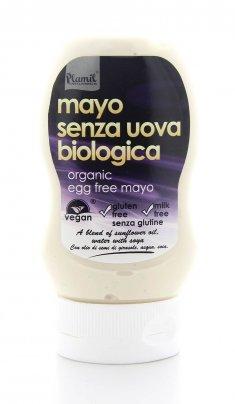 Mayo Naturale Senza Uova Biologica Top Down