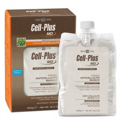 Fango Corpo Anticellulite Bianco MD - Cell-Plus