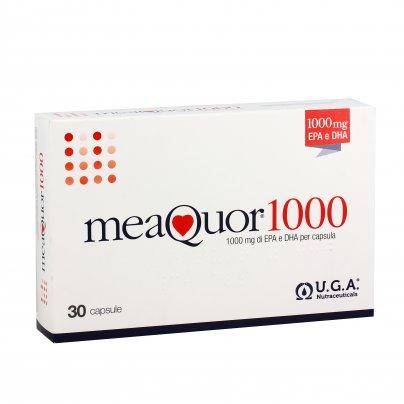 Meaquor 1000 Omega 3 EPA/DH