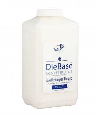 Sale Basico per il Bagno - DieBase 3 kg