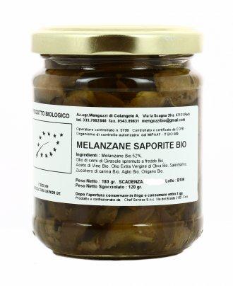 Melanzane Saporite Bio