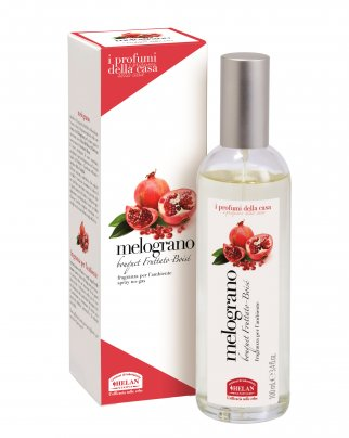 Essenza Melograno per l'Ambiente Spray 100 ml.