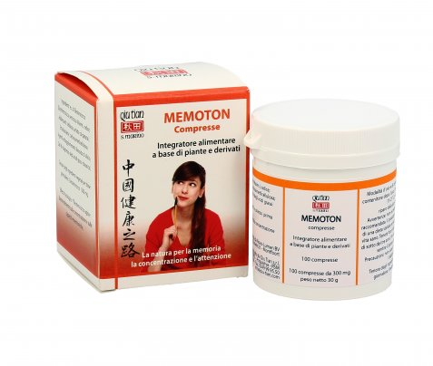 Memoton in Compresse