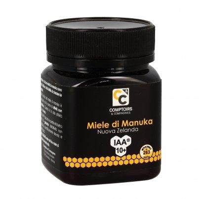 Miele di Manuka IAA 10+ (MGO >263 mg/kg)