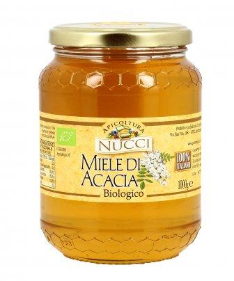 Miele di Acacia Bio 1000 gr.