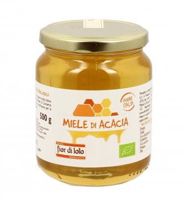 Miele di Acacia Bio 500 gr.