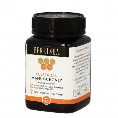 Miele Australian Super Manuka Active Mgo 220+ 500 g.