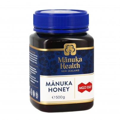 Miele di Manuka MGO 550+ 500 gr.
