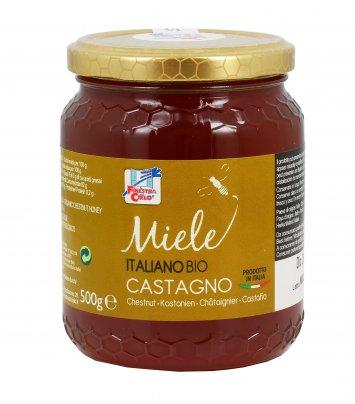 Miele di Castagno Italiano Bio