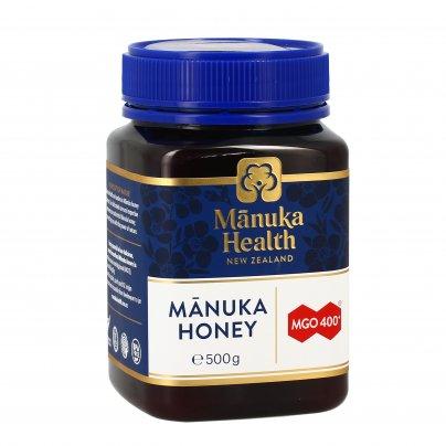 Miele di Manuka MGO 400+ Confezione 500 gr.
