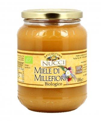 Miele di Millefiori Bio 1000 gr.