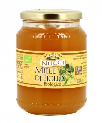 Miele di Tiglio Bio 1000 gr.