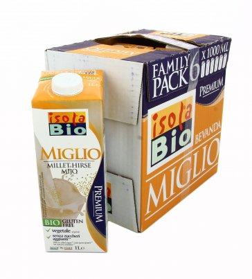 Bevanda Vegetale di Miglio - Confezione Risparmio