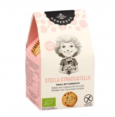 """Biscotti con Scaglie di Cioccolato """"Stella Stracciatella"""""""