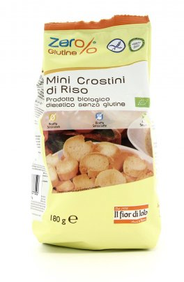 Mini Crostini di Riso