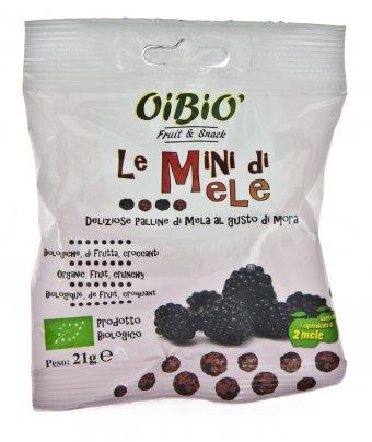 Snack Mini di Mele al Gusto di Mora