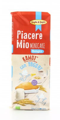 Minicake KAMUT® - grano khorasan allo Yogurt