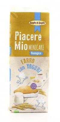 Minicake di Farro allo Yogurt