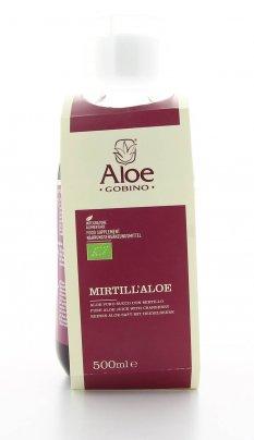 Mirtill'Aloe - Puro Succo di Aloe & Mirtillo