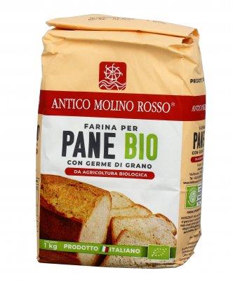 Farina di Frumento per Pane con Grano Tenero Tipo 0 e Germe di Grano
