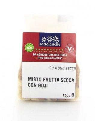 Snack Frutta Secca Mista con Goji