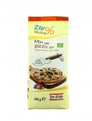 Mix per Pizza Bio Senza Glutine