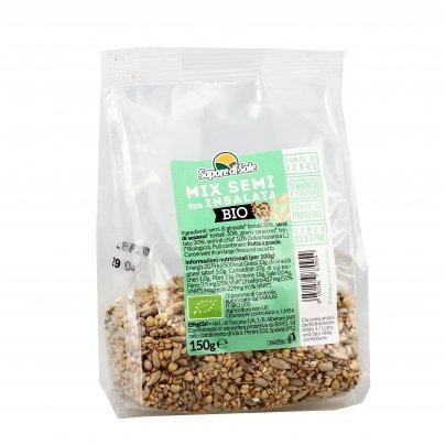 Mix di Semi Tostati per Insalate - Senza Glutine