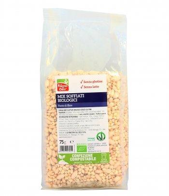 Mix Soffiati Bio -  Cereali Misti Senza Glutine