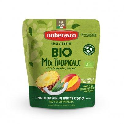 Frutta Disidratata Bio Mix Tropicale - Cocco, Mango e Ananas
