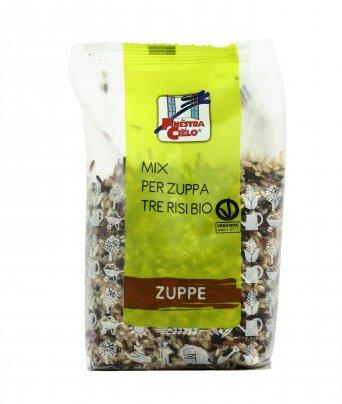 Mix per Zuppa Tre Risi Bio