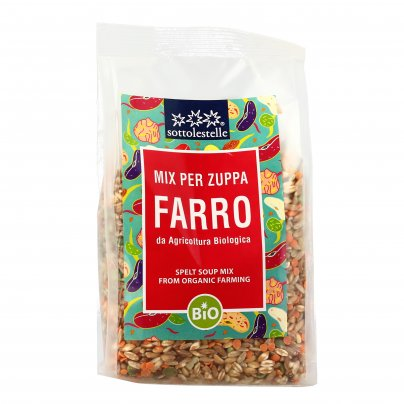 Mix per Zuppa al Farro Bio