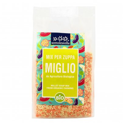 Mix Per Zuppa Miglio Bio