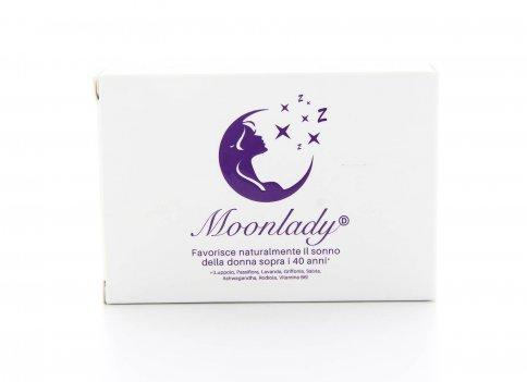 Moonlady - 40 Capsule Vegetali